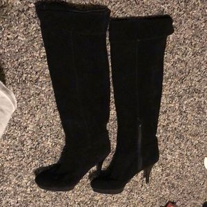 Nine West height knee boots